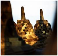 The Magnificence of Borobudur
