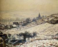 Winter at Giverny 1885