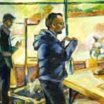 """""""Vince Folding"""" by artistfaye"""