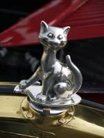 Pussy Cat Car Ornament