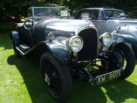 Bentley Brittish Vintage Car