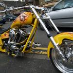"""Harley Davidson Custom Chopper"" by imagetaker"