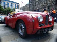 Jowett Jupiter Sports Cars - 1953