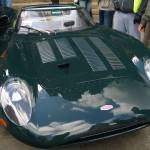 """Jaguar XJ13 ultra Rare Race Car"" by imagetaker"