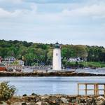 """Portsmouth Harbor Lighthouse"" by digitalvisions"