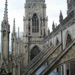 """Flying Butresses at York Minster"" by DaniCaliGirl"