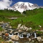 """""""Mt Rainier"""" by melastmohican"""