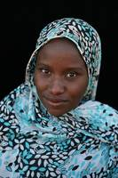 Mauritanian Woman 3