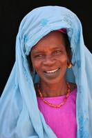 Mauritanian Woman