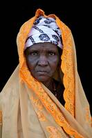 Mauritanian Woman 2