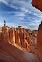 Close of hoodoo
