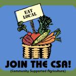 """Join the CSA"" by maryostudio"