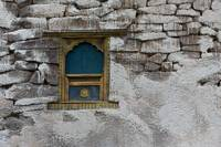 Stone and Window