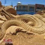 """dinosaur scene"" by rijmar"