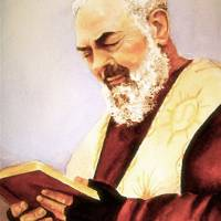 """Padre Pio"" by rose1"