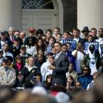 """Obama at Penn State"" by williamames"