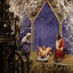 """Nativity Scene in Trinity Church"" by DaniCaliGirl"