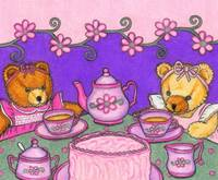Teddy Bear Tea Party