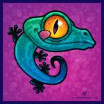 """Gecko"" by schwegel"