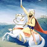 """""""Guru Gobind Singh"""" by SikhPhotos"""
