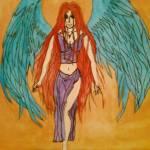 """Angel"" by kyramoonunique"
