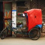 """""""Kaifeng rickshaw"""" by BehindTheLens"""