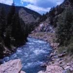 """rocky mountains stream"" by jsethphotography"