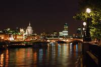 South Bank Skyline at Night