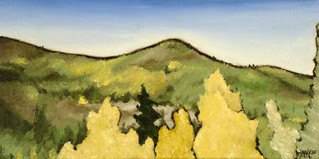 Yellow Trees Mountain