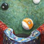 """The Corner Pocket"" by Sebree"