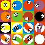 """Pool Balls"" by Sebree"