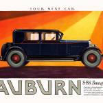 """1927 Auburn Brougham - ""Your Next Car"""" by jdono33"