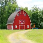 """Red Barn"" by pkripper503"