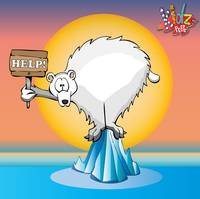 The Kidz Peepz Polar Bear
