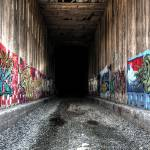 """Tunnel  to Graffiti Land"" by BVPHOTO"