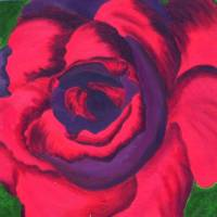 roses are Red Art Prints & Posters by Nicole Whittaker