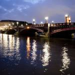 """bridge reflection"" by GianfrancoTodini"