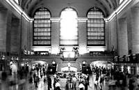 Grand Central in Motion