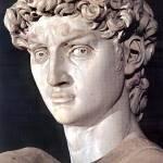 """""""David head detail"""" by ArtLoversOnline"""