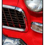 """Classic Car Red 07.14.07_682"" by paulhasara"