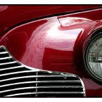 """Classic Car Red 07.15.07_161"" by paulhasara"