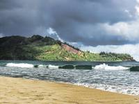 Hawaii Beach - Before the Storm