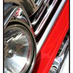 """Classic Car Red 07.13.07_035"" by paulhasara"