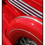 """Classic Car Red 07.13.07_296"" by paulhasara"