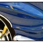 """Classic Car Blue 07.13.07_406"" by paulhasara"
