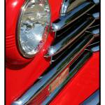 """Classic Car Red 07.14.07_023"" by paulhasara"