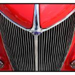 """Classic Car Red 07.14.07_583"" by paulhasara"
