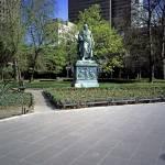 """Statue of Goethe, Frankfurt-am-Main"" by PriscillaTurner"
