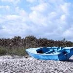 """""""Boat on Beach"""" by dchristi"""