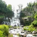 """""""Chittenango Falls"""" by dchristi"""